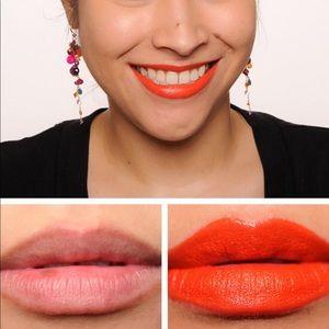 MAC Neon Orange Lippie